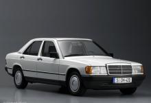MB W201