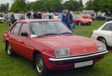 opel cavalier '75